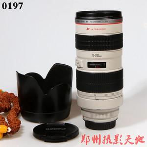 千亿国际娱乐官网首页 EF 70-200mm f/2.8L USM(小白) 单反镜头 0197