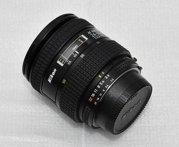 尼康自动聚焦24-50mmF3.5-4.5变焦镜头