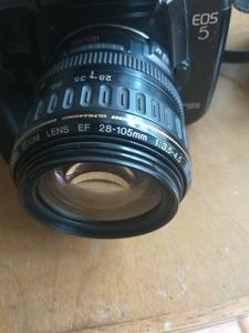 佳能 EOS 5配EF28-105F1:3.3-4.5镜头
