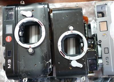 Leica/徕卡 M9进水 M8机芯 配件