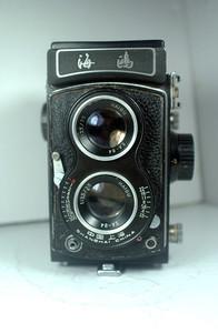 海鸥4B-1照相机(裂屏)【366元】