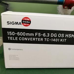适马 150-600mm f/5-6.3 DG OS HSM Contemporary (尼康口)