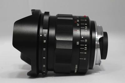福伦达 ULTRON 21mm f/1.8 M口(NO:1043)