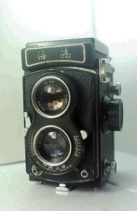 海鸥4B-1照相机(裂屏)【368元】