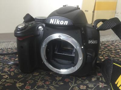 尼康 D5000套机(18-55mm)