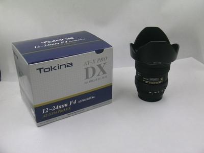 出售 95新 图丽 12-24mm f/4 IF 包装齐全 请看图片