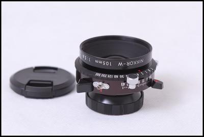 尼康 NIKKOR W 105/5.6 4X5大画幅座机镜头