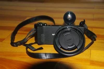适马 DP2 Quattro(包括VF-41光学取景器)