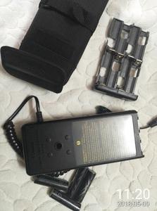 佳能原厂CP-E4电池盒 送150元8节eneloop电池