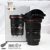 99新佳能 EF 16-35mm f/2.8L II USM#9289[支持高价回收置换]