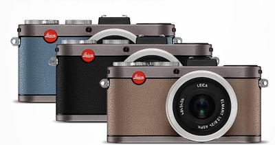 Leica x-e  限量版  袋鼠蒙皮