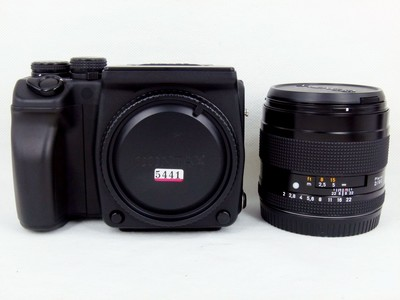 华瑞摄影器材-包装齐全的康泰时Contax 645 AF带80/2.8套机