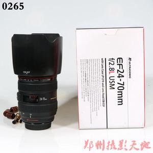 佳能 EF 24-70mm f/2.8L USM 单反镜头 0265