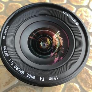 老蛙 LW-FX 15mmF4.0 WIDE MACRO 1:1 超广角微距镜头