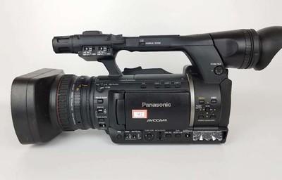 松下 AG-AC160MC出两台松下160MC摄像机!