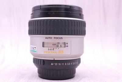 97新 宾得 FA* 85mm F1.4 [IF] 单反镜头 85/1.4镜头 0387