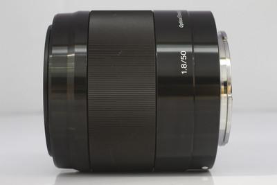 【标准定焦镜头】索尼 E 50/1.8 OSS(SEL50F18)(NO:4478)*