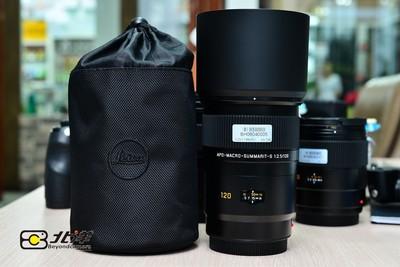 徕卡Leica APO-Macro-Summarit-S 120 / 2.5(BH06040005)