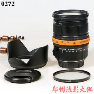 适马 18-200mm f/3.5-6.3 DC OS HSM单反镜头 0272