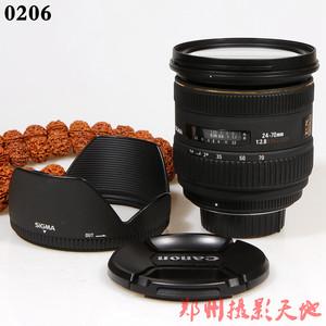 适马 24-70mm f/2.8 EX DG HSM(尼康卡口) 0206