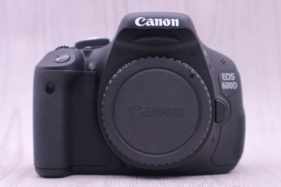 99新 佳能EOS  600D 单机 600D单反相机