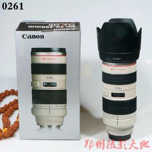佳能 EF 70-200mm f/2.8L USM(小白) 单反镜头 0261