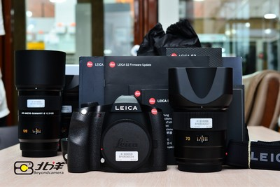 徕卡LEICA  S2+S70/2.5套机 (BH06040004)