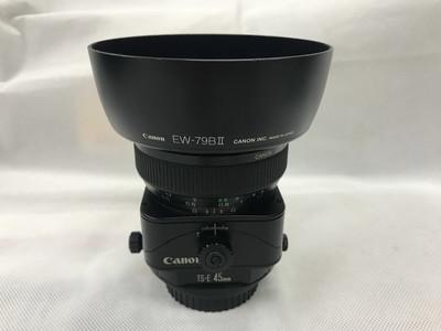 佳能 TS-E 45mm F2.8 移轴 45/2.8 移轴镜头