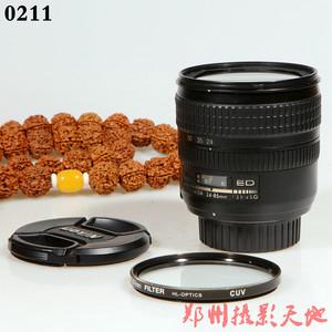 尼康 AF-S 24-85mm f/3.5-4.5G 单反镜头 0211