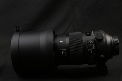 适马 150-600mm S版全画幅长焦镜头支持置换