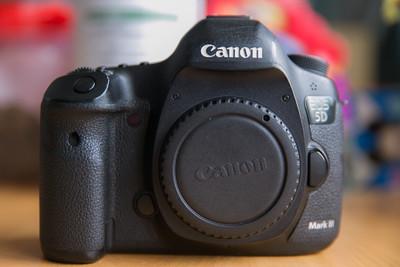 佳能 5D Mark III 5D3 相机