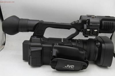 新到 柜台样机 JVC/杰伟世 GY-HM600EC 高清摄像 带SDI 编号0035