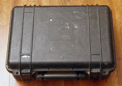 黑色摄影箱