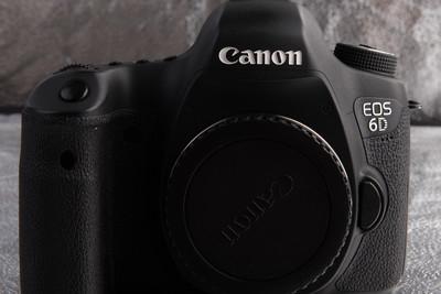 佳能 6D全画幅单反相机支持置换