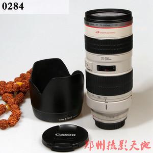 佳能 EF 70-200mm f/2.8L USM(小白) 单反镜头 0284