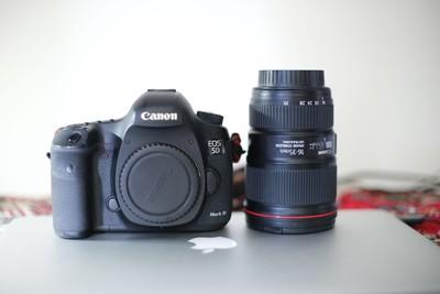出售佳能 5D Mark III+16-35 f/4L