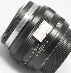 95新 卡尔·蔡司 Planar T* 50/1.4 ZE(5345)