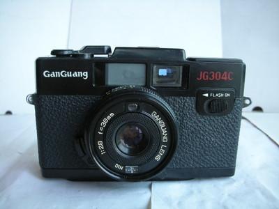 很新甘光JG304C便携式相机