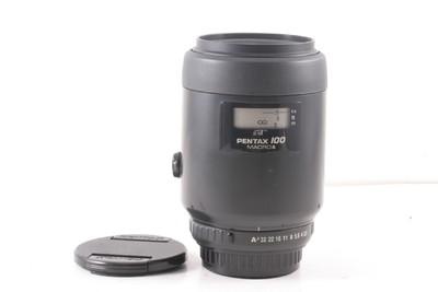 90/宾得 FA 100/2.8  MACRO 微距镜头,自动对焦.