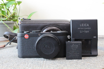 97新二手LEICA 徕卡X1 数码相机 (W05405)武