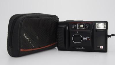 日本雅西卡Yashica T AF 135胶片相机