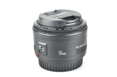 98新 佳能 EF 50mm f/1.8 II