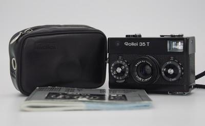禄莱Rollei 35T 135胶片相机