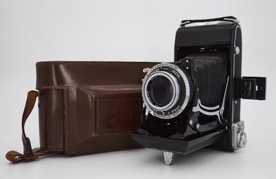 德国蔡司Ikonta 521/2 中画幅胶片相机