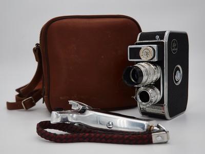 瑞士Bolex Paillard B8L 8毫米摄像机