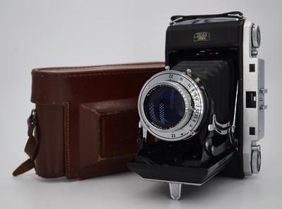 德国蔡司Ikonta M 524/2 中画幅胶片相机