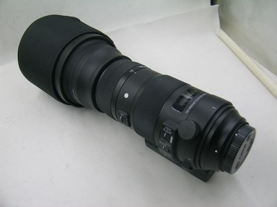 出售 90新 适马 150-600mm f/5-6.3 S DG OS HSM 佳能口 请看图片