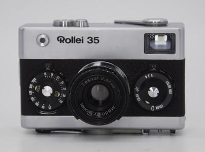 禄莱Rollei 35 135胶片相机