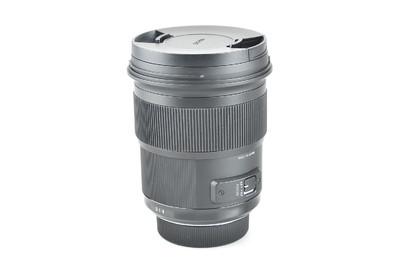 98新 适马 50mm f/1.4 DG HSM(A)