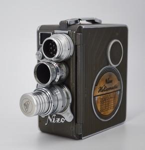 德国Nizo Heliomatic S2R 双8毫米摄像机